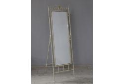 Зеркало напольное (бежевое золото)