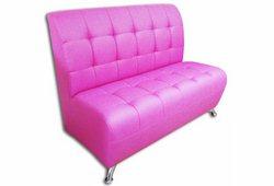 Диван Рокі Еліт (екокожа рожевий)