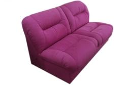 Диван Візит (велюр рожевий)
