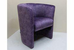 Кресло Бонус (велюр фиолетовый)