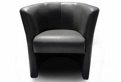 Кресло Бонус (экокожа серый)