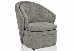 Кресло Диана (велюр серый)