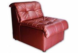 Кресло Клуб (экокожа красное)