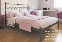 Кровать Тифани (гроза)