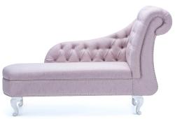 Софа Ноэль (рогожка розовый)