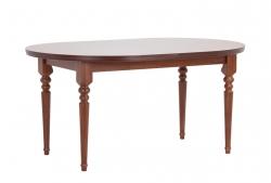 Стол овальный Гирне 12 (коричневый)