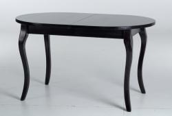 Стол овальный Гирне 15 (коричневый)