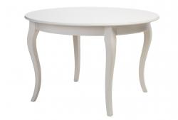 Стол круглый Жозефина (белый ваниль)